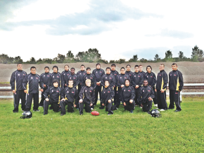 2013 James Bay Eagles All-Stars  Phototaken from James Bay Eagles Facebook page