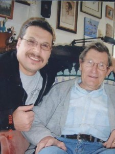 Roger and John Patrick Orr
