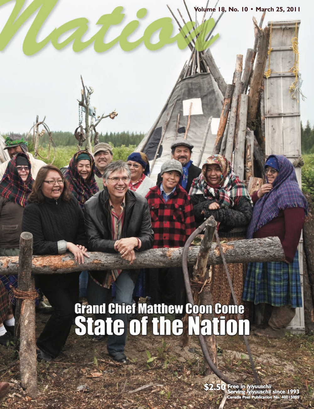 Nation Volume 18