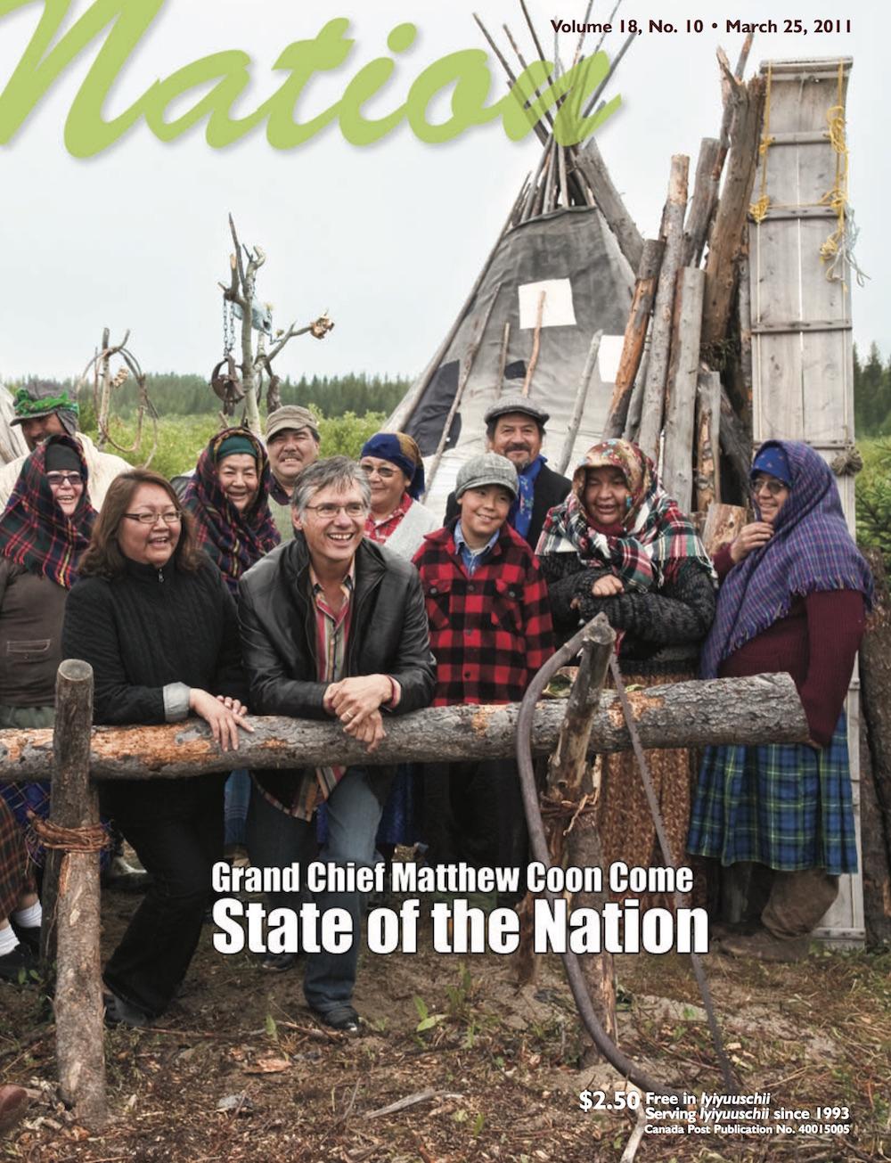 Nation Volume 18